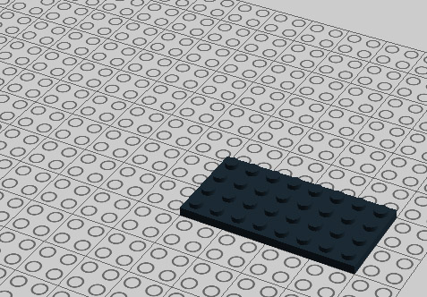 how to put a layer behind another layer